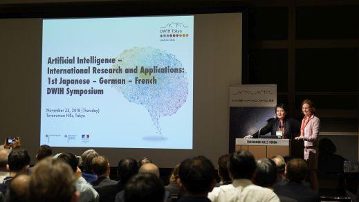 DWIH Tokyo Symposium Künstliche Intelligenz